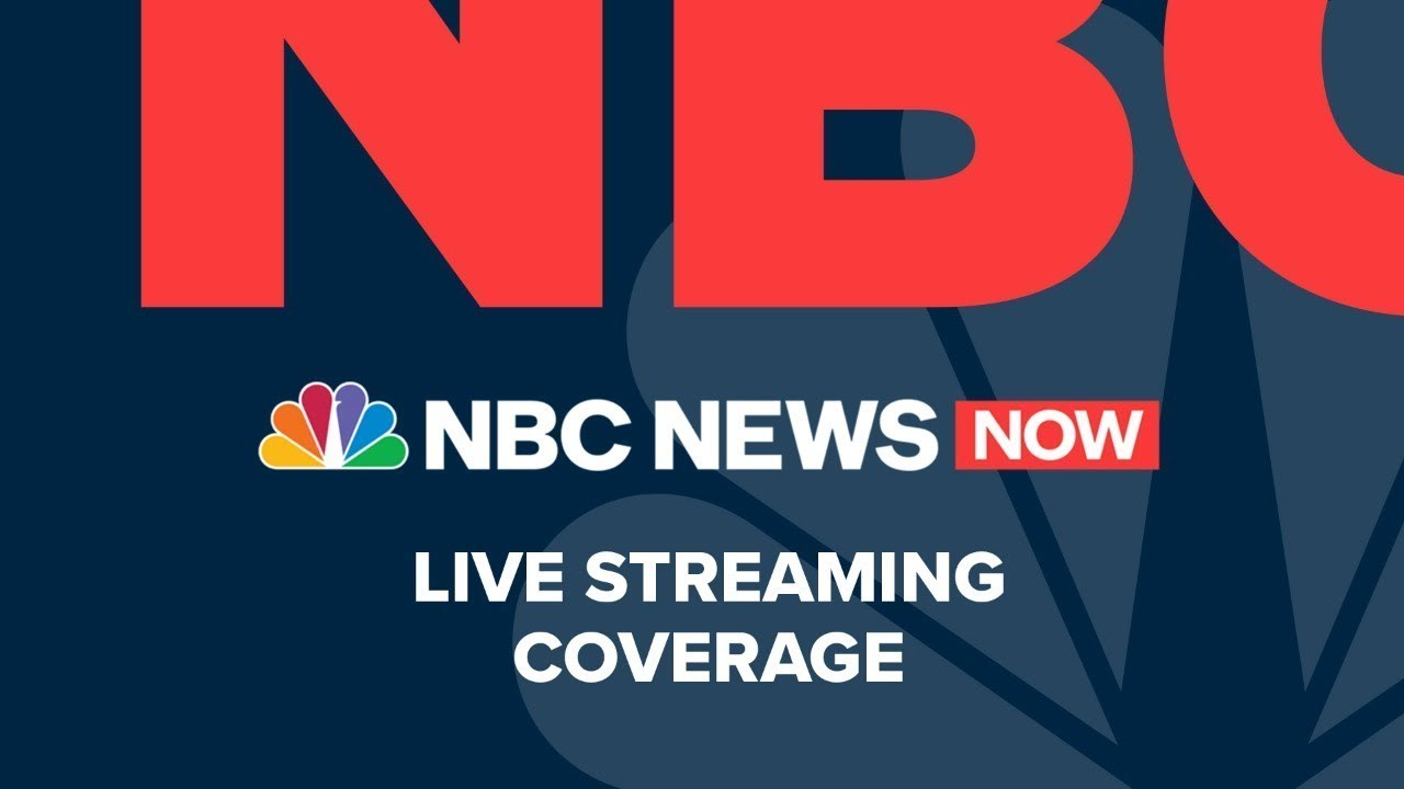 Watch: NBC News NOW Live – October 12