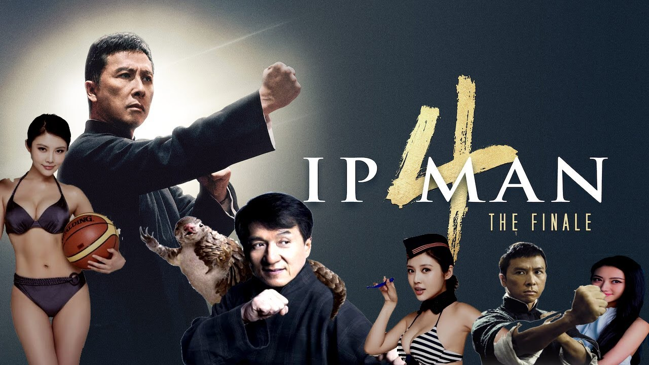 IP MAN 4 THE FINAL NEW FULL HD MOVIE 2021 | IPMAN vs JACKIE CHAN.