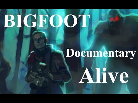 A Bigfoot documentary: Searching for Sasquatch