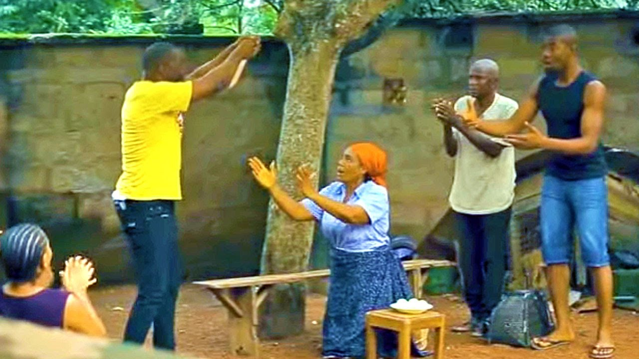 THIS 2021 MOVIE WILL TEACH YOU MANY LESSONS – Latest Nigerian Movies 2021 African Movies
