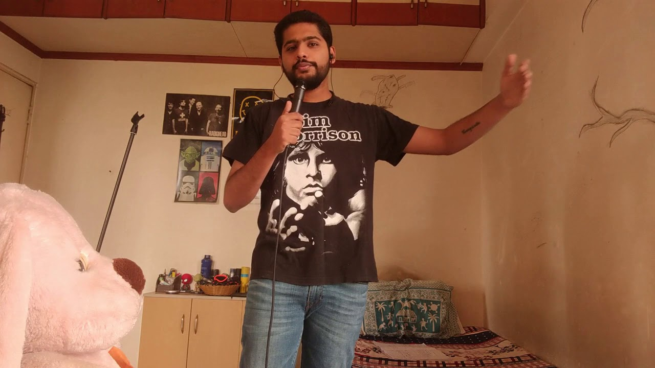 COVID In My Bedroom   A Stand-up Comedy Set (from home)