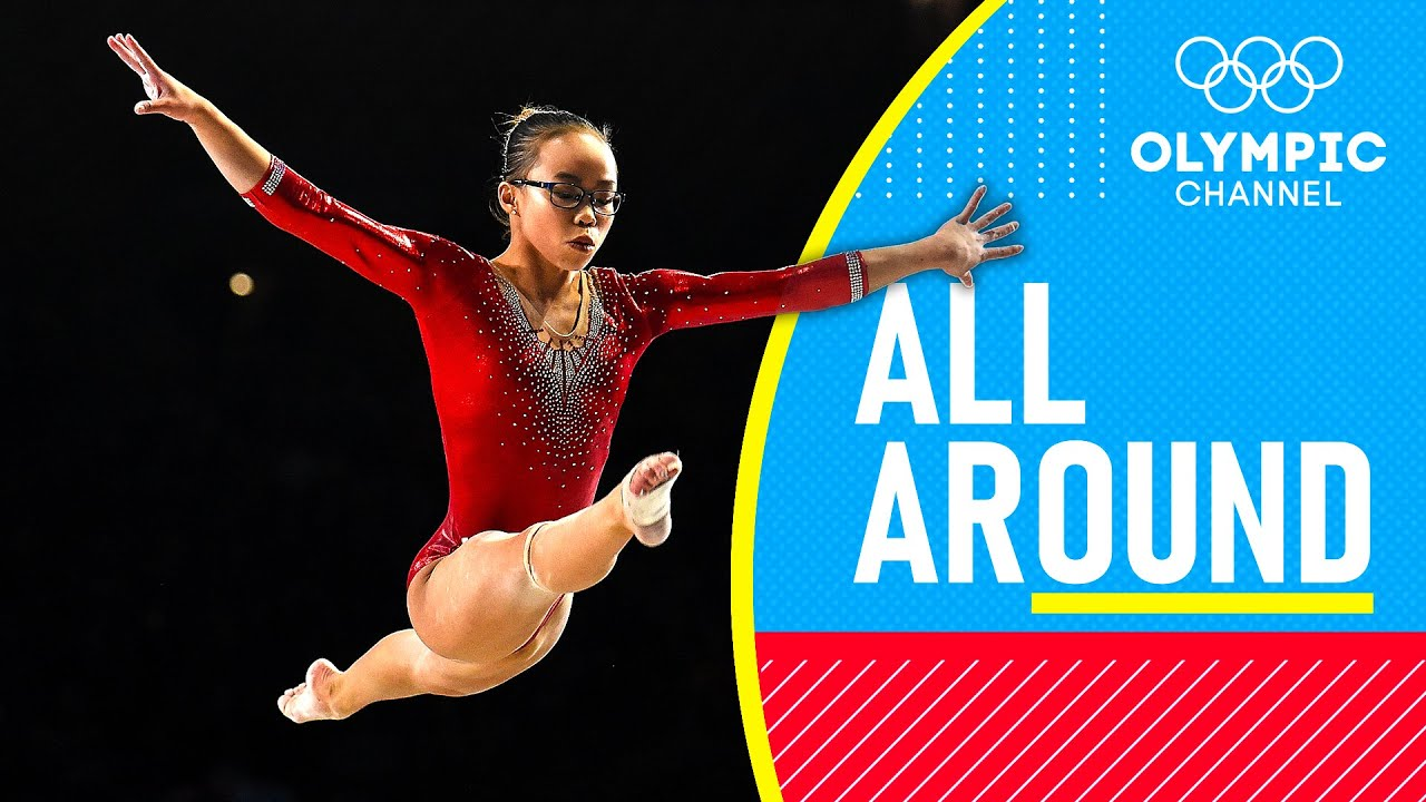 The biggest gymnastics stage ahead of Tokyo 2020   All Around   Ep. 4