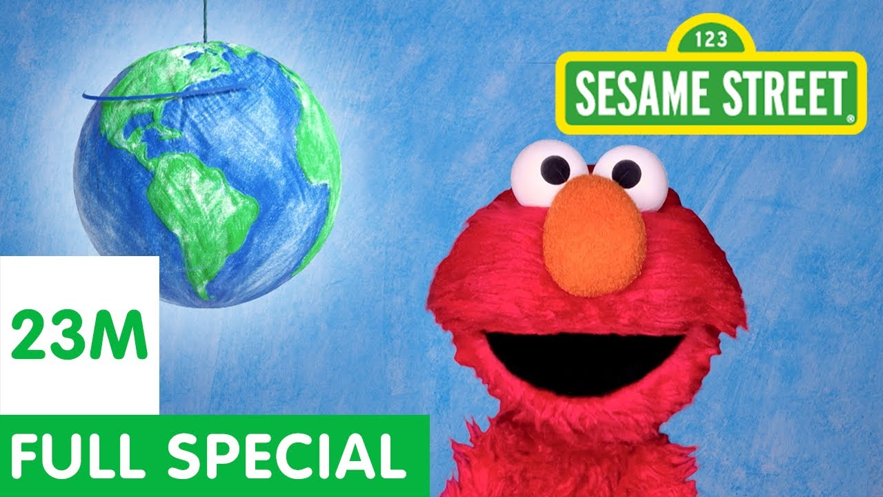 Sesame Street: Elmo's World News | #CaringForEachOther
