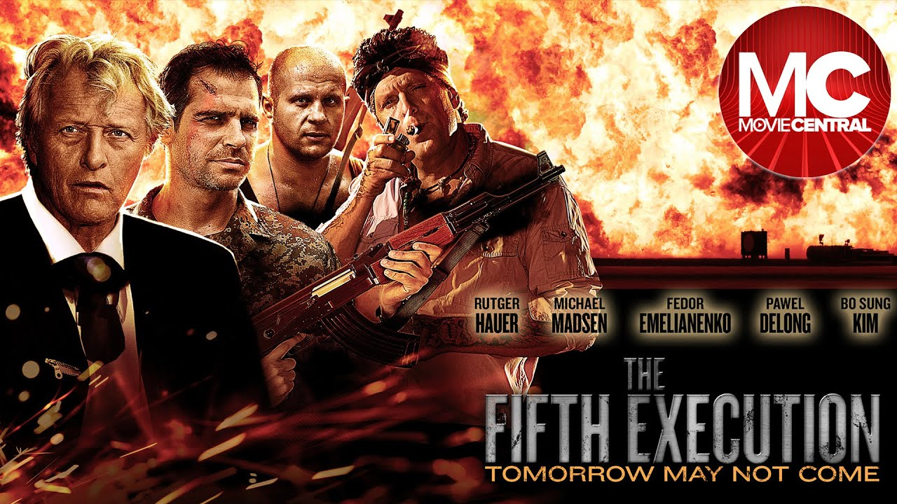 The Fifth Execution (Klyuch Salamandry)   Full Action Movie   Rutger Hauer