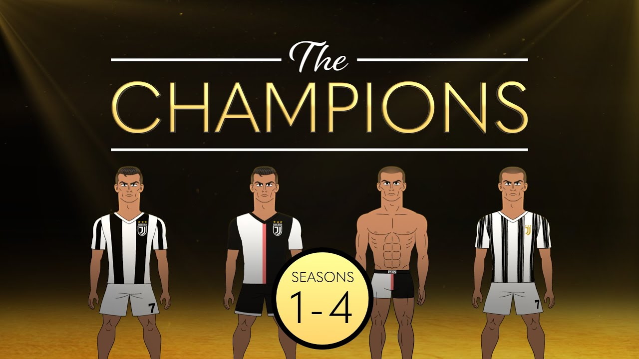 Every Episode Of The Champions Ever: Seasons 1-4 in Full