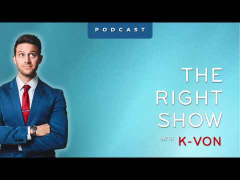"""8: """"The Right Show"""" Podcast – How to Protest the RIGHT Way (w/ Comedian K-von)"""