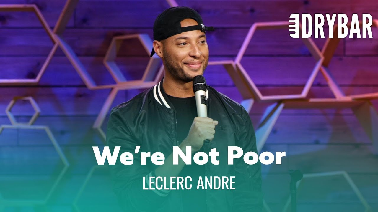 No One Is More Broke Than A McDonald's Employee. LeClerc Andre – Full Special