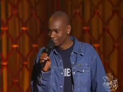Dave Chappelle  Stand Up Comedy MUST WATCH