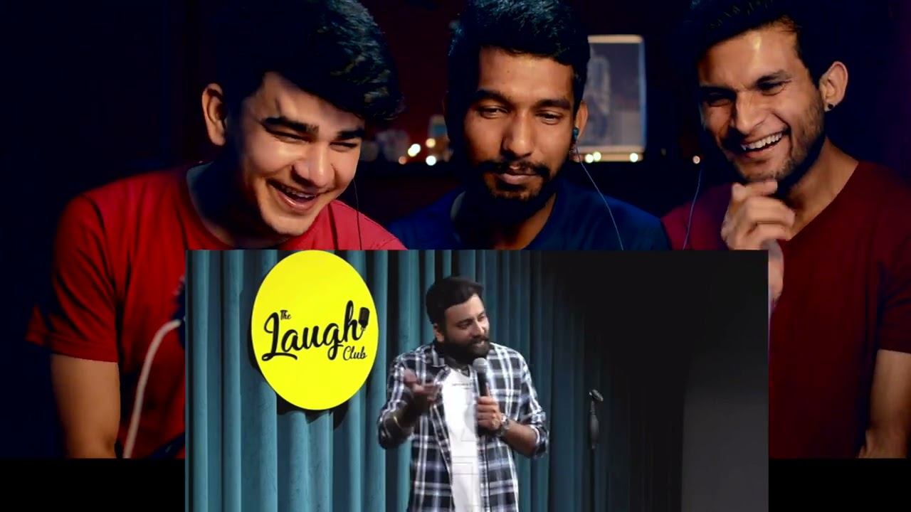 MANIPURI REACTION : Roommate, Stand Up Comedy Ft Anubhav Singh Bassi