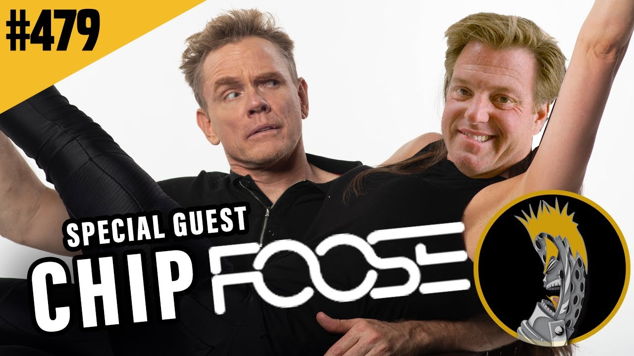 Titus Podcast 479 I Special Guest Chip Foose